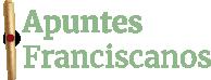 Logo Apuntes Fanciscanos